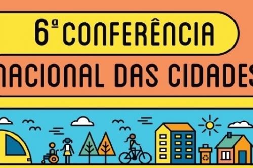 6ª Conferência Nacional das Cidades