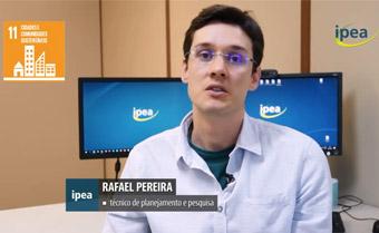 Brasil mantém metas e compromisso no desenvolvimento das cidades, diz estudo do Ipea