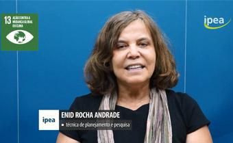 """Caderno ODS 13: """"Ação Contra a Mudança Global do Clima"""""""